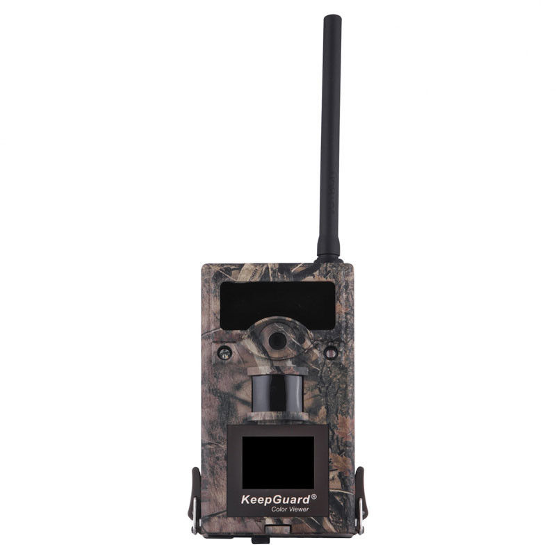 Infrared Trail Camera That Sends Pictures To Cell Phone / Hunting Action Camera